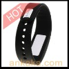 Incoming Phone Call Vibrating Alert Device Black Bluetooth Bracelet for Mobile Phones