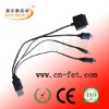 Multi mobile phone charger with CE and ROHS