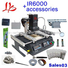100% Factory wholesale infrared bga rework station LY ir6500, with BGA kit accessories, upgrade from ir6000