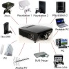 New video LED projector for WII,PSP,DVD,Xbox360,DVD,PC