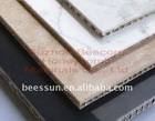 building material aluminum Marble Honeycomb Panel