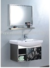 stainless steel bathroom wall-hang cabinet