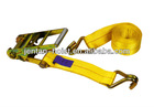 ratchet tie down lashing belt 50mm EU2050 cargo lashing belt