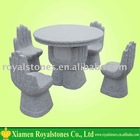Park furniture in special designs