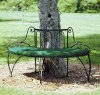 iron garden seat LMIGS-12P02