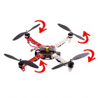 RC Control 4-axis Quadcopter with Brussless ESC Motor Propeller