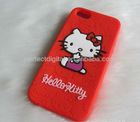 Paypal accept Girls'favorite case,Hello kitty Case for iPhone 5