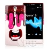 Custom cell phone case protect cover for sony ericsson xperia s lt26i arc hd