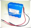 4s2p KeepPower protected 18650 5200mah 14.8v li ion battery pack