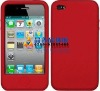 HOT Silicone Mobile Phone case for iphone4G