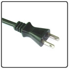 Japan Computer power cable,Laptop Power Cable,Notebook power cable/ JIS 8303 Plug to IEC C7 Connector