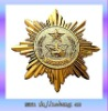 Military badge DJ-B33