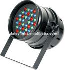 36leds LED The stage PAR lights(36*1/3W RGB)