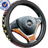 Cool PU/PVC Steering Wheel Cover with Air Massage