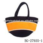 fashion straw ladies' handbags