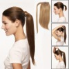 Wrap Straight Synthetic Ponytail Hair Extension