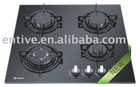 CE approved built-in gas stove