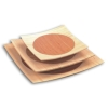 bamboo square plate