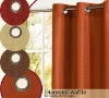 100%polyester window curtain(home textile)