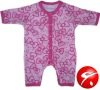 2012 newest Cotton towel fabric Baby Romper