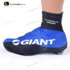 2012 Pro team Black Blue Cycling Shoe Covers /Accept Customize