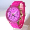 Hot selling Fashion And High Quality Silicone Watch