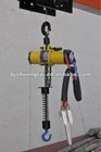 air chain block with suspension hook 3 ton