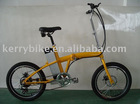 Folding E bike with shimano 6 speed EN15194 approval