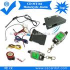 Latest Microwave Sensor detection alarm, Motorcycle alarm system,motorcycle security protection with super remote long distance