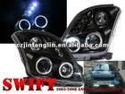 suzuki swift'2006 LED head lamp