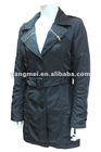Lady long wind coat
