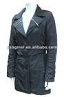 Lady long wind coat