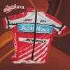 3 rear pockets short sleeved cycling jerseys wear