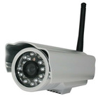 Wireless CCTV Security Outdoor Waterproof LED IR Night Vision IP Camera