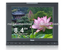 "8.4"" portable LCD Broadcast Analog Monitor(TL-S840NP)"