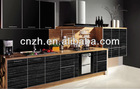 Modern MDF kitchen cupboard set