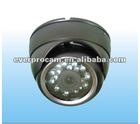 cctv camera dome camera SONY/SHARP Super HAD CCD;420TVL; IR ON 0Lux;
