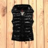 Top selling AAA high quality with many colours down vest boy black model
