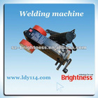 China large power poster welding machine for banner
