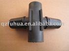 cross-shaped automization spray nozzle