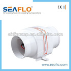 SEAFLO IN-LINE Marine Ventilation Fan 130CFM 12V