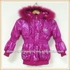 2012 New Girls Hooded Design Winter Coats