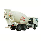 Cement Mixer Truck and Semi Tank Trailer