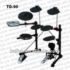 New popular electronic drum TD-90 good quality and attractively priced