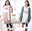 korean autumn style lovery sheep fleeces coat