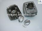 aluminum ceramic performance racing cylinder kit with Head PGT spare parts aluminum and iron