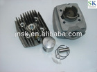 aluminum ceramic performance racing cylinder kit with Head PGT spare parts aluminum and iron