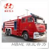 12T Fire Truck / SINOTRUCK Form Fire Fighting Truck