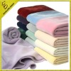 fashion design solid color blanket
