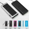 Best selling 1350mAh solar charger with 1 LED for mobile phone laptop and MP3 MP4 MP5
